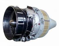 Двигатель пассажирских самолётов Д-36 серии 4А - фото