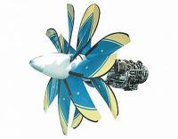"""Авиационные двигатели """"Д-27"""" фото 1"""
