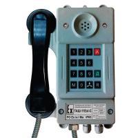 Аппарат телефонный шахтный взрывозащищенный ТАШ-11ExI-C - фото