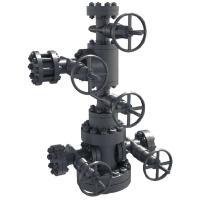 Фонтанная арматура для нефтяных и газовых скважин - фото