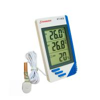 Фото гигрометра-термометра КТ-908