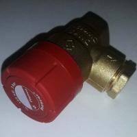 """Клапан предохранительный Prescor 3 bar 1/2"""" - фото №1"""