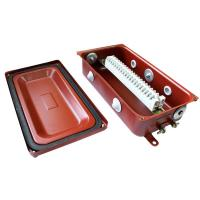 Коробка КЗНА 08 с наборными зажимами - фото