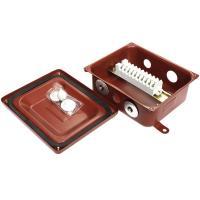Коробка КЗН 32 с наборными зажимами - фото