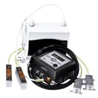 Расходомер-счётчик для гомогенных жидкостей с накладными датчиками - фото