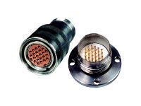 Соединители электрические низкочастотные УЗНЦ2 цилиндрического типа - фото