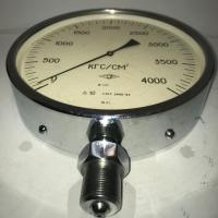 СВ-4000 однострелочный манометр - общий вид 1