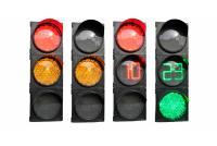 Светофор транспортный с отсчетом времени Т 1.1.ТВЧ-АТ - фото