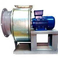 Вентилятор центробежный ВЦ 14-46 №5 (АИР 112 MB8) - фото