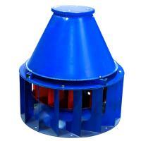 Вентилятор крышный радиальный ВКР-12,5 (5А 160 М16) - фото