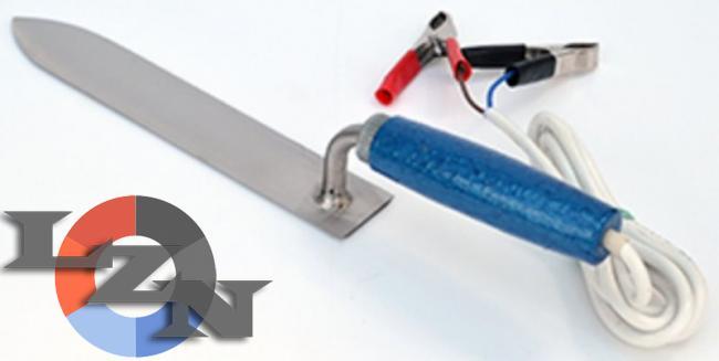 Нож пасечный с электроподогревом фото 1