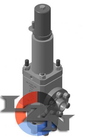 Клапан предохранительный УФ 53051 - фото