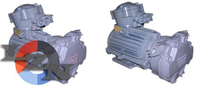 Двигатель 2АИМТ90 асинхронный - фото