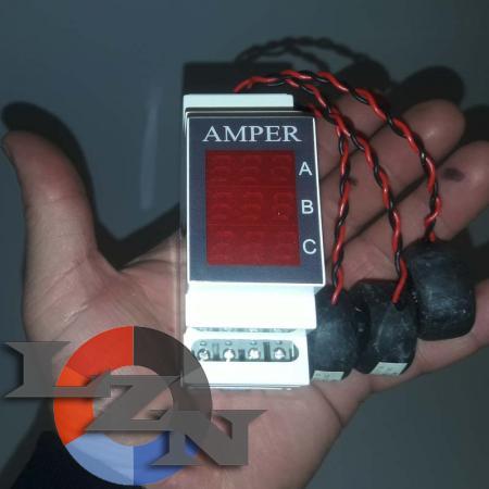 Амперметр AMPER - фото №3