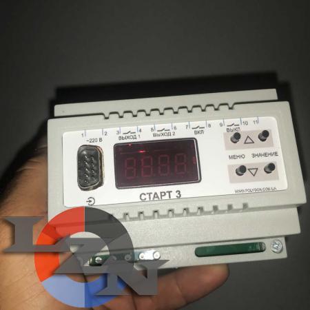 Автомат управления освещением СТАРТ-3 - фото №2
