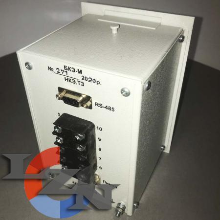 БКЭ блок контроля электродвигателя - фото №2