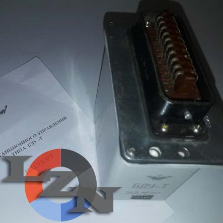 Блок дистанционного управления БДУ-Т - фото №3