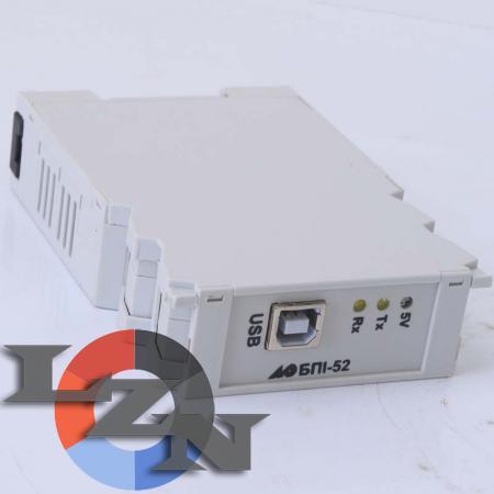 Блок преобразования интерфейсов БПИ-52 - фото №2