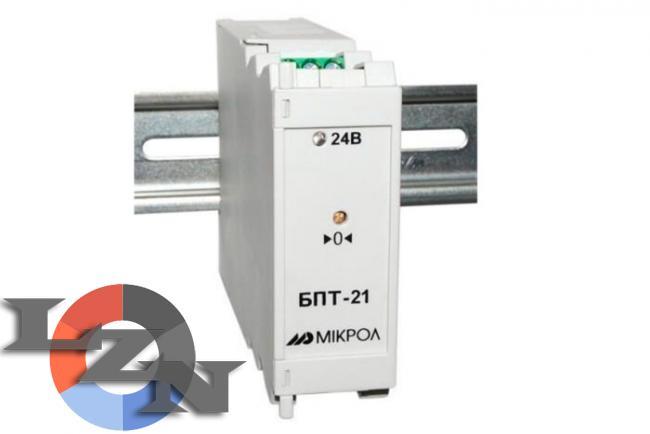 Фото блока преобразования сигналов БПТ-21