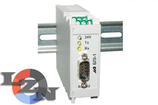 Фото блока преобразования сигналов интерфейсов БПИ-1