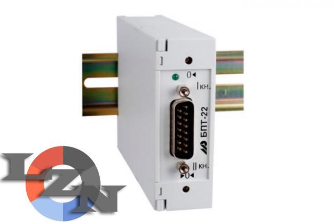 Фото блока преобразования сигналов термопар БПТ-22