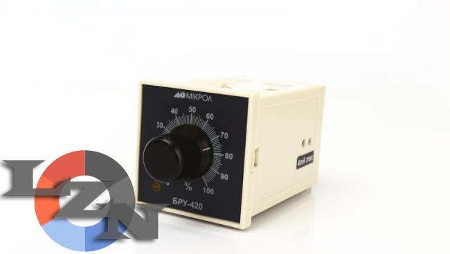 Блок ручного управления БРУ-420 фото3