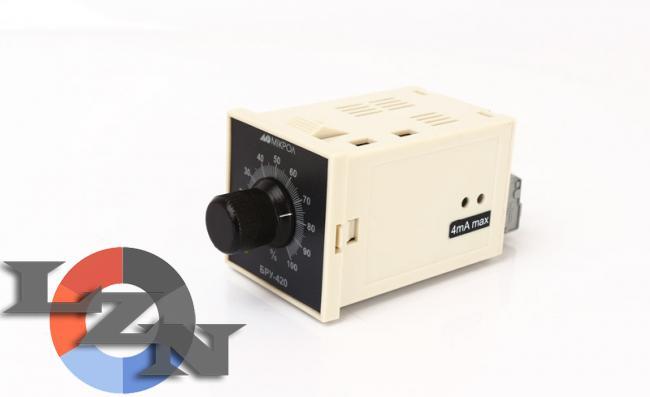 Блок ручного управления БРУ-420 фото4