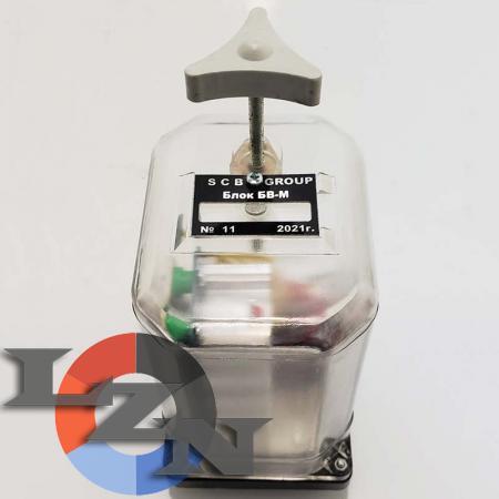 Блок выпрямителя БВ-М - фото №1