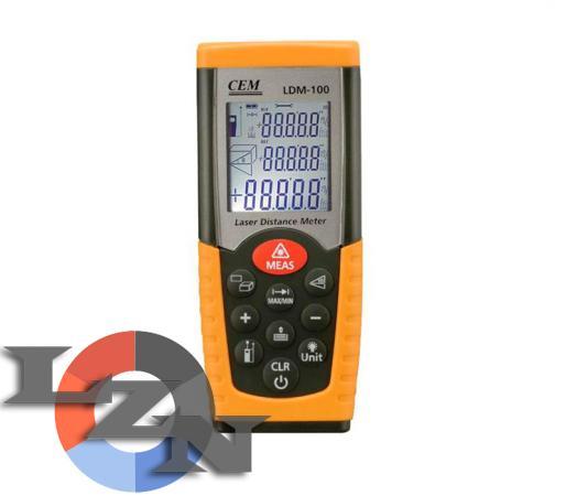 Дальномер лазерный LDM-100
