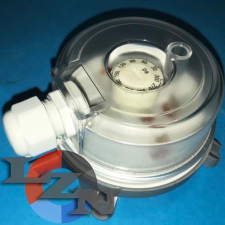 Датчик перепада давления - прессостат реле S6021 - фото №2