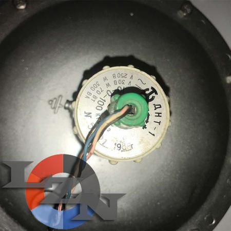 Датчик-реле ДНТ-100 (напора и тяги) - фото №3