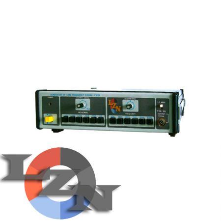 Генератор сигналов низкочастотный ГЗ-129 - фото