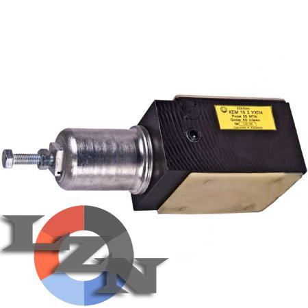 Гидроклапан давления модульный КЕМ-М 102-3 - фото
