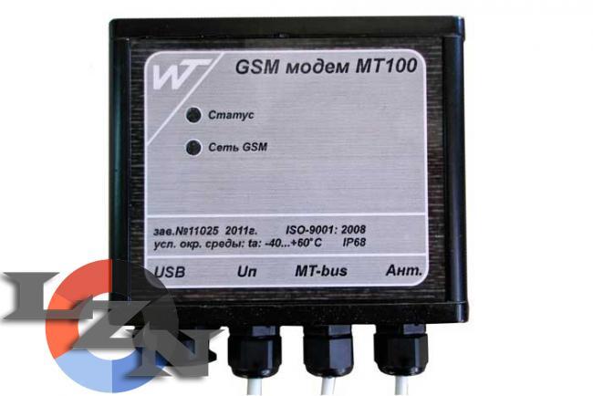 GSM-модем МТ-100 - фото