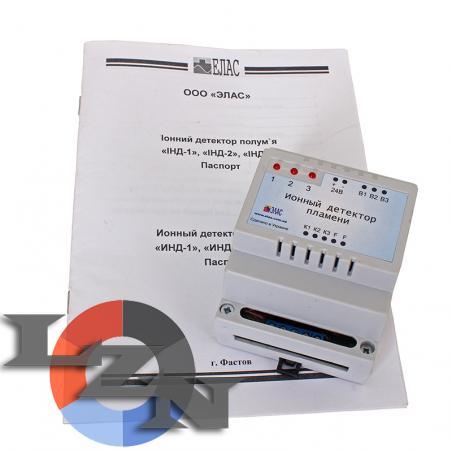 Ионный детектор пламени ИНД-2 - фото №3
