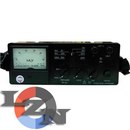 Измеритель ЭК0200 - фото
