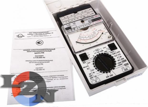 Измерительный прибор Ц4317М фото3