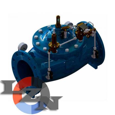 Клапан редукционный T.I.S. М3200 - фото