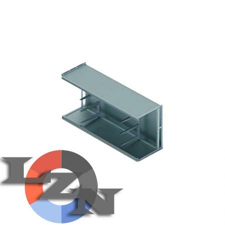 Короб кабельный блочный прямой ККБ-П 0,65/06-1 - фото