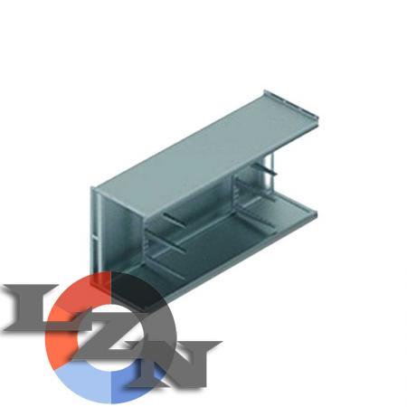 Короб кабельный блочный прямой ККБ-П 0,65/06-2 - фото