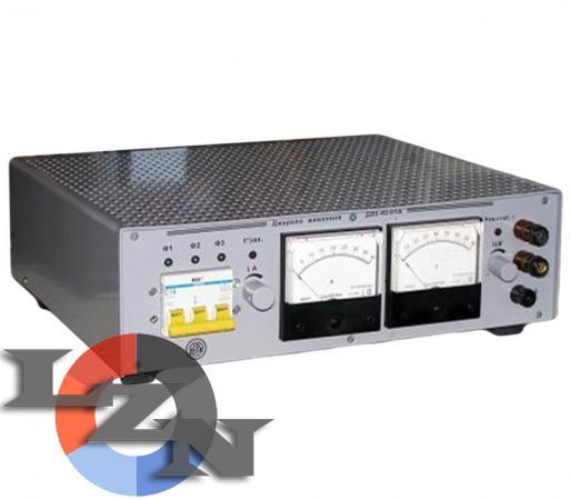 Лабораторный источник питания Д30-60-01А - фото