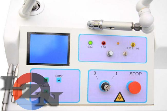 Лазерная установка ЛТИ-4-3-05