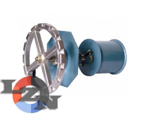 Механизм управления хлопушкой МУ-1 (d=80, 100, 150 мм) - фото