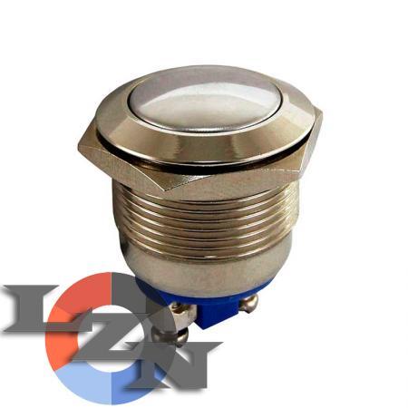 Кнопка металлическая YL213-05 - фото