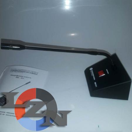 Микрофонная консоль МК-011 - фото №1