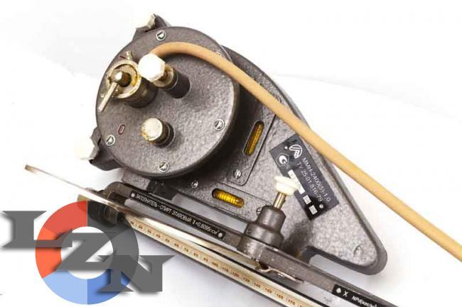 Микроманометр многопредельный наклонный ММН-2400 - фото №4