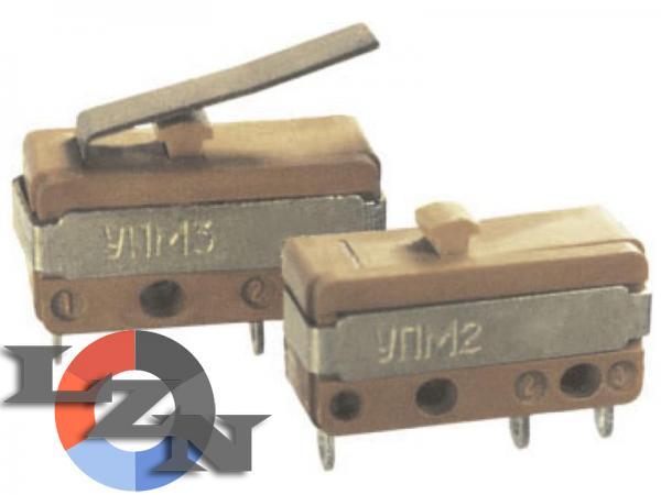 Микропереключатели УПМ2, УПМ3 - фото