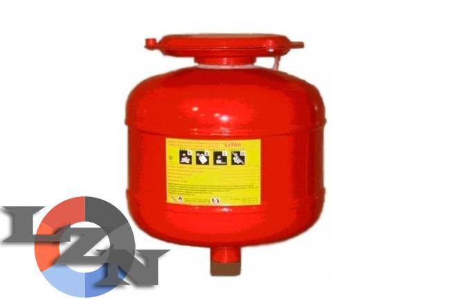 Фото модуля порошкового пожаротушения Буран-15И