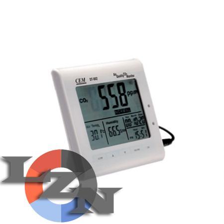 Фото монитора качества воздуха DT-802