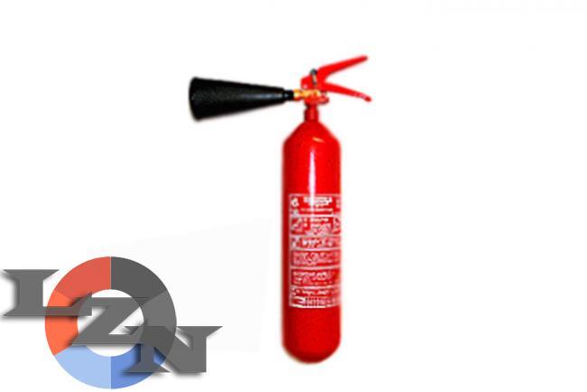 Огнетушитель ВВК2 (ОУ 3) - фото
